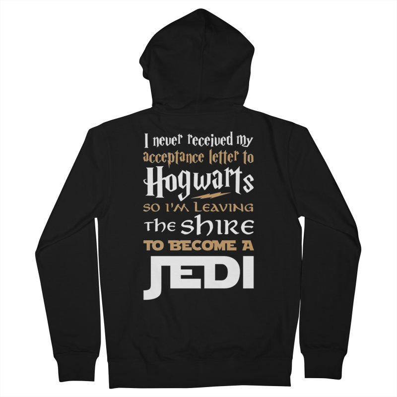 Harry Potter Star Wars Women's Zip-Up Hoody by Game Of Thrones and others Collection