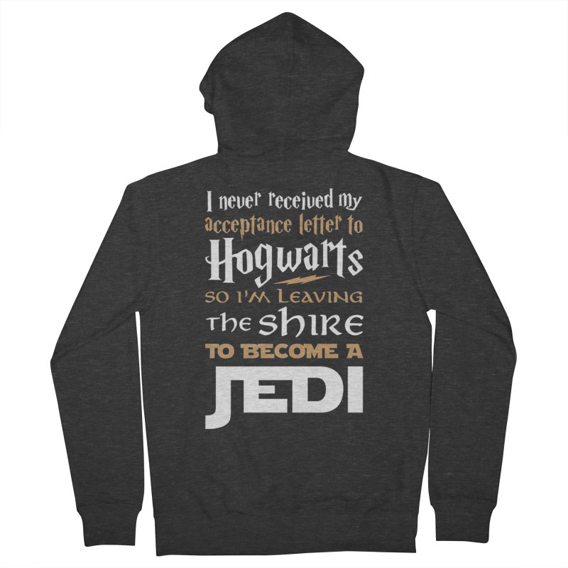 Harry Potter Star Wars Men's Zip-Up Hoody by Game Of Thrones and others Collection