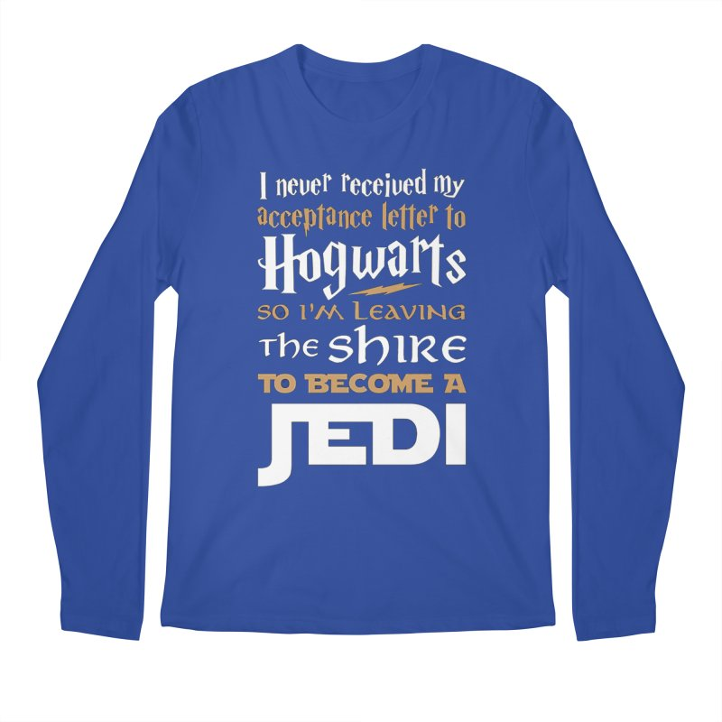 Harry Potter Star Wars Men's Longsleeve T-Shirt by Game Of Thrones and others Collection