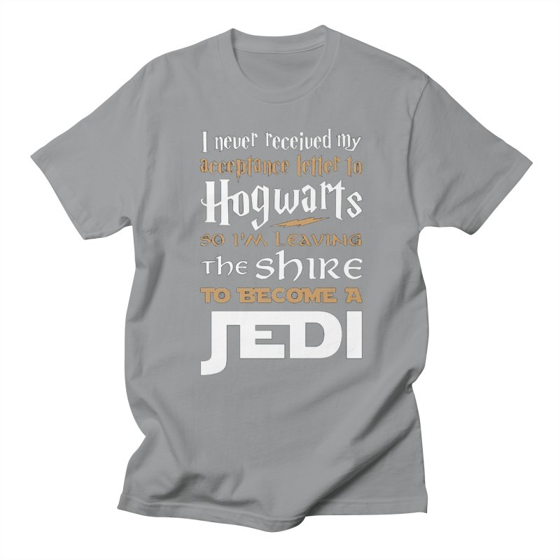 Harry Potter Star Wars Men's Regular T-Shirt by Game Of Thrones and others Collection