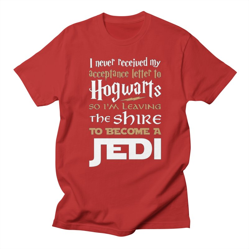 Harry Potter Star Wars Men's T-shirt by Game Of Thrones and others Collection