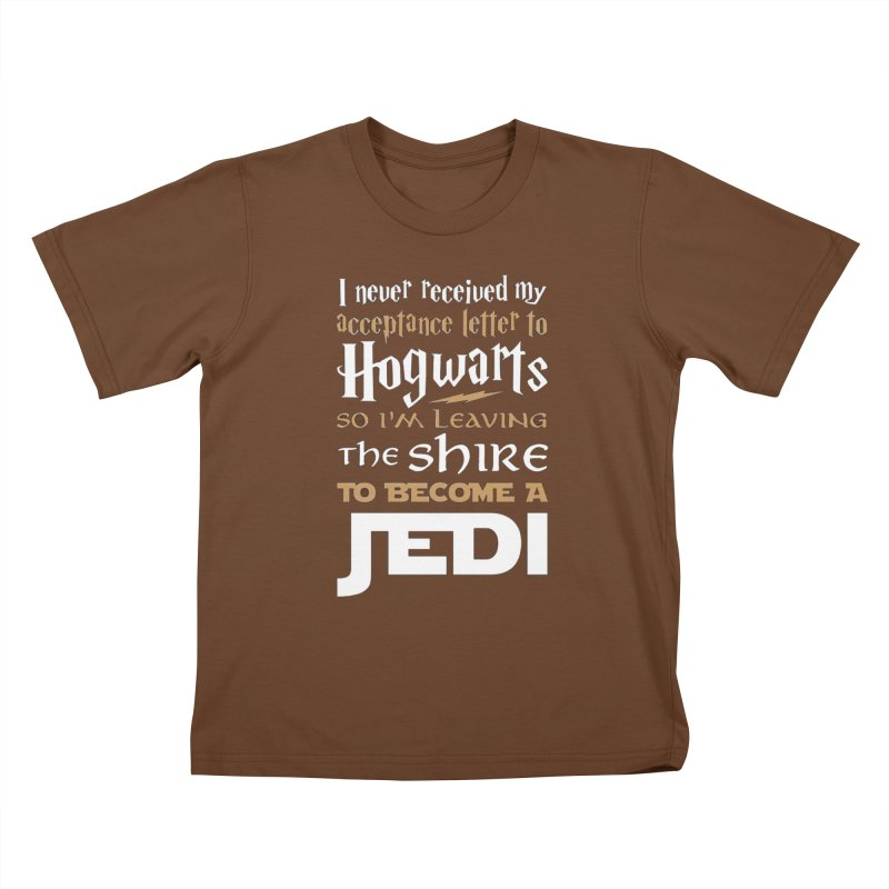 Harry Potter Star Wars Kids T-Shirt by Game Of Thrones and others Collection
