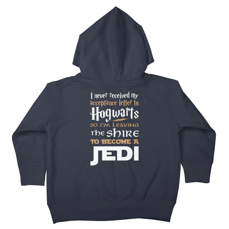 Harry Potter Star Wars Kids Toddler Zip-Up Hoody by Game Of Thrones and others Collection