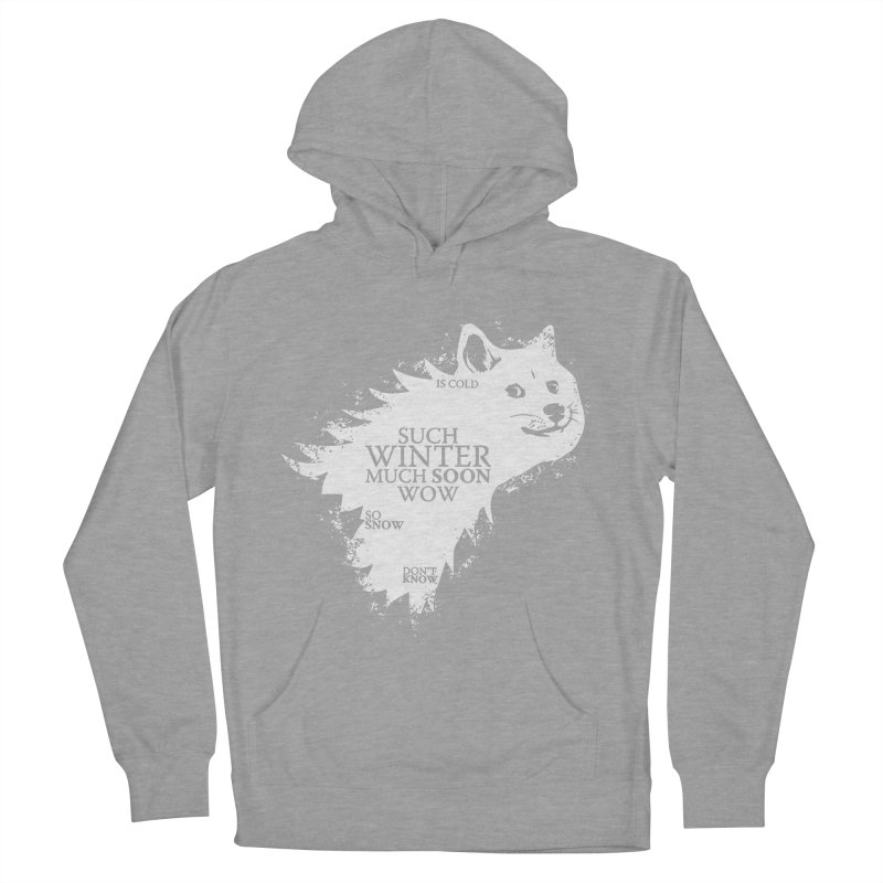 Game of Doge Game of thrones Women's Pullover Hoody by Game Of Thrones and others Collection