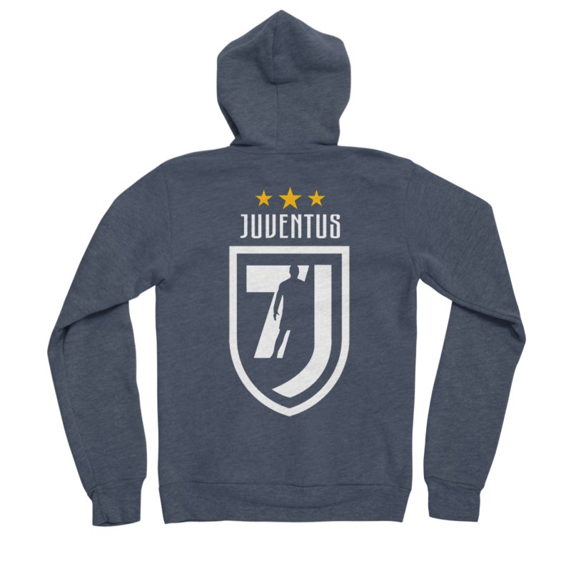 Cristiano Ronaldo Juventus Women's Sponge Fleece Zip-Up Hoody by Game Of Thrones and others Collection