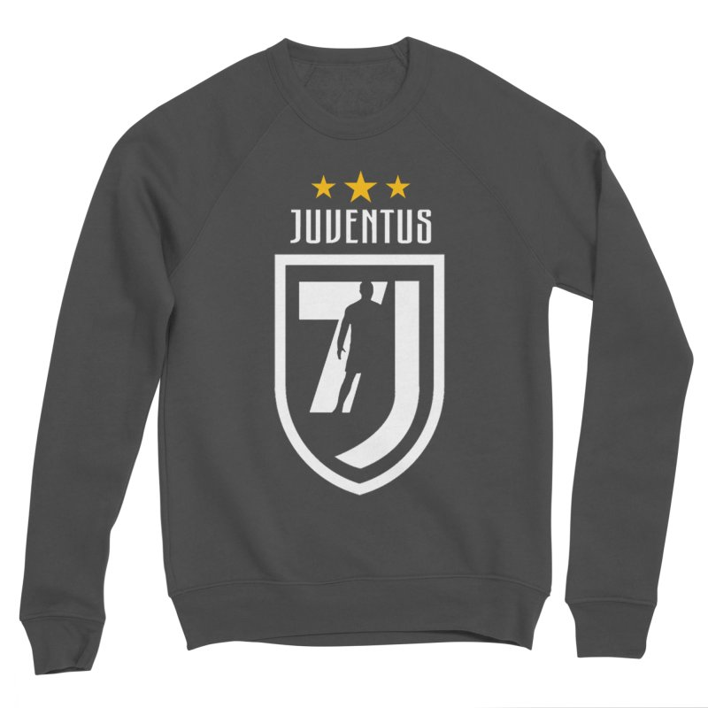 Cristiano Ronaldo Juventus Women's Sponge Fleece Sweatshirt by Game Of Thrones and others Collection