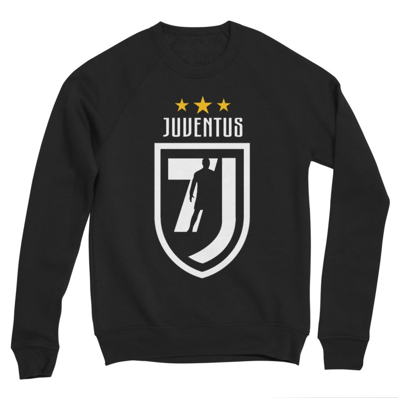 Cristiano Ronaldo Juventus Men's Sponge Fleece Sweatshirt by Game Of Thrones and others Collection
