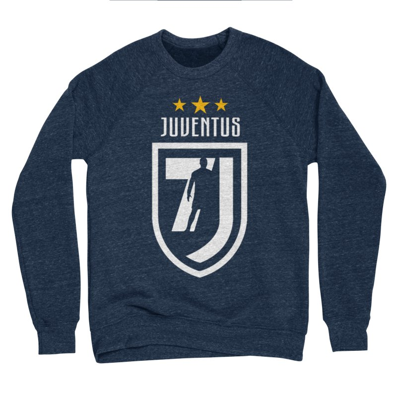 Cristiano Ronaldo Juventus Women's Sponge Fleece Sweatshirt by Game Of Thrones and others Collection