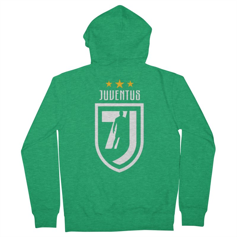 Cristiano Ronaldo Juventus Men's Zip-Up Hoody by Game Of Thrones and others Collection