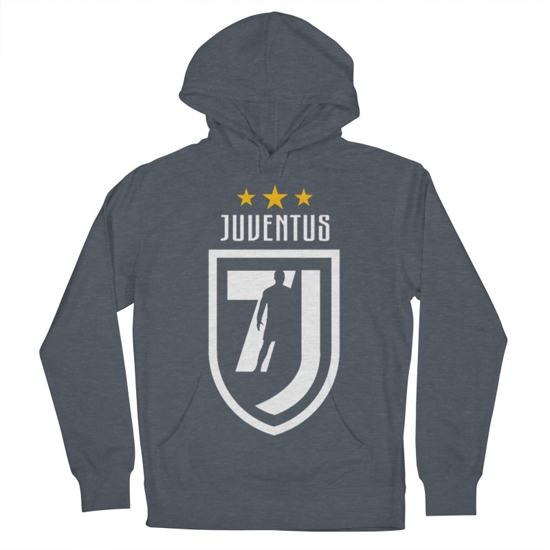 Cristiano Ronaldo Juventus Women's French Terry Pullover Hoody by Game Of Thrones and others Collection