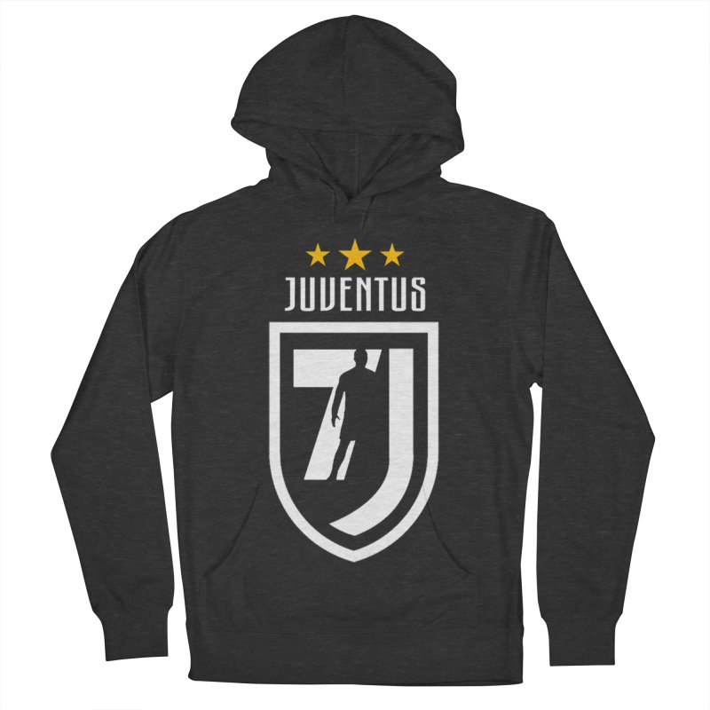 Cristiano Ronaldo Juventus Men's French Terry Pullover Hoody by Game Of Thrones and others Collection