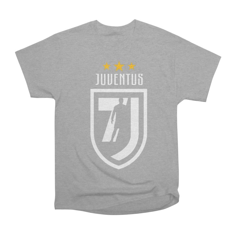 Cristiano Ronaldo Juventus Men's Heavyweight T-Shirt by Game Of Thrones and others Collection
