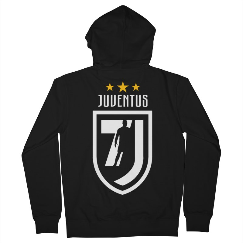 Cristiano Ronaldo Juventus Women's French Terry Zip-Up Hoody by Game Of Thrones and others Collection