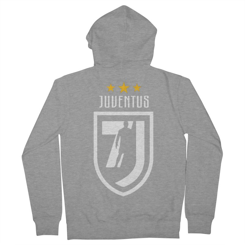 Cristiano Ronaldo Juventus Men's French Terry Zip-Up Hoody by Game Of Thrones and others Collection