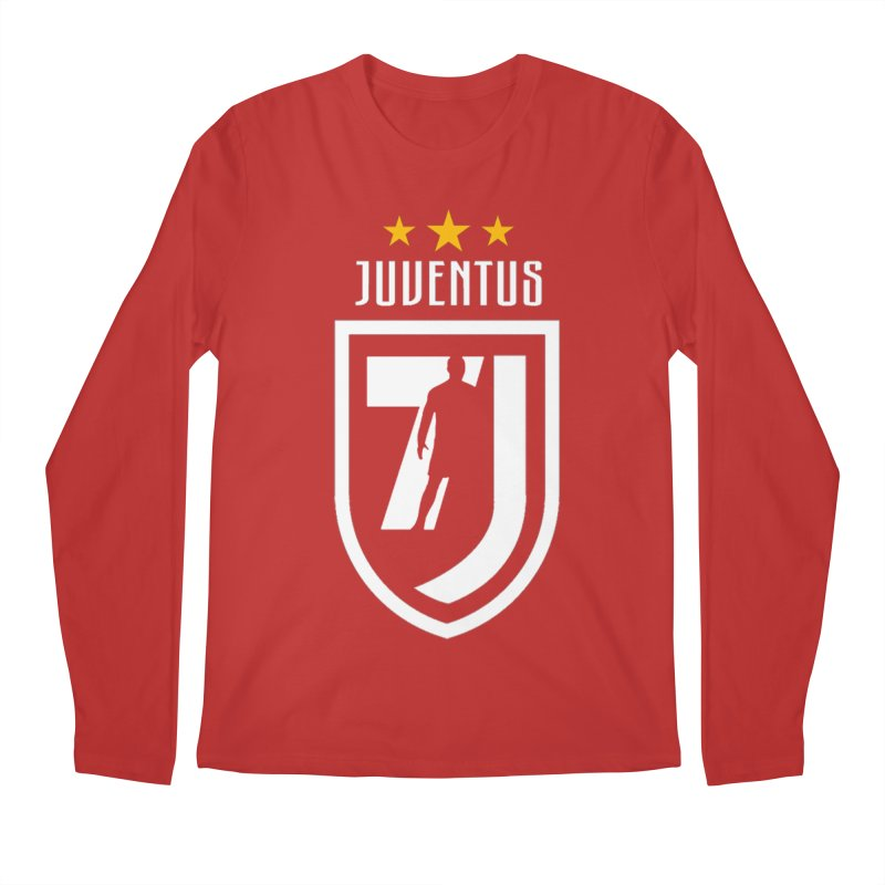 Cristiano Ronaldo Juventus Men's Regular Longsleeve T-Shirt by Game Of Thrones and others Collection