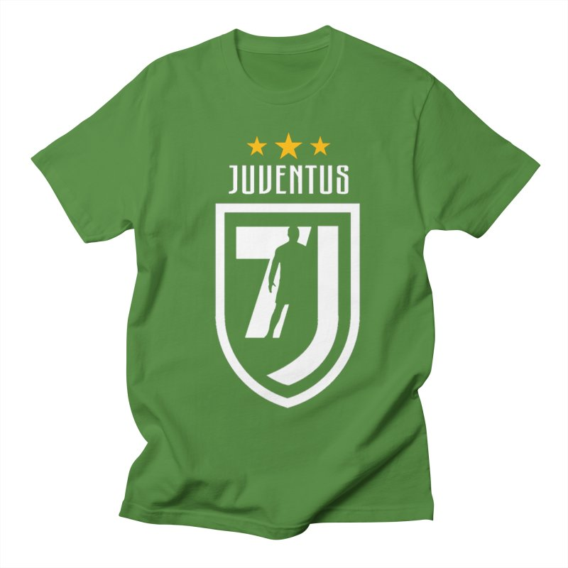 Cristiano Ronaldo Juventus Men's Regular T-Shirt by Game Of Thrones and others Collection