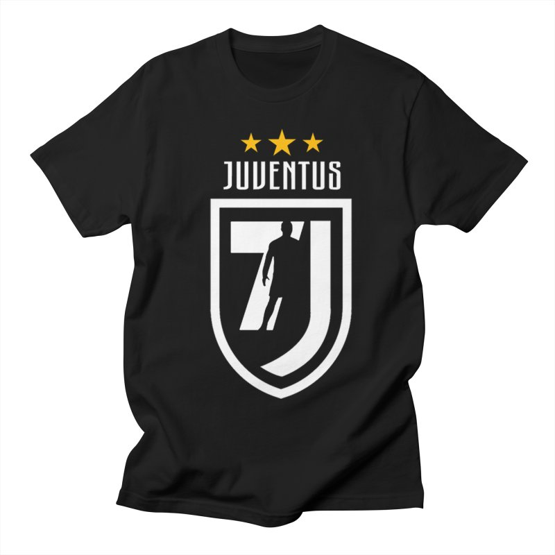 Cristiano Ronaldo Juventus Women's Regular Unisex T-Shirt by Game Of Thrones and others Collection