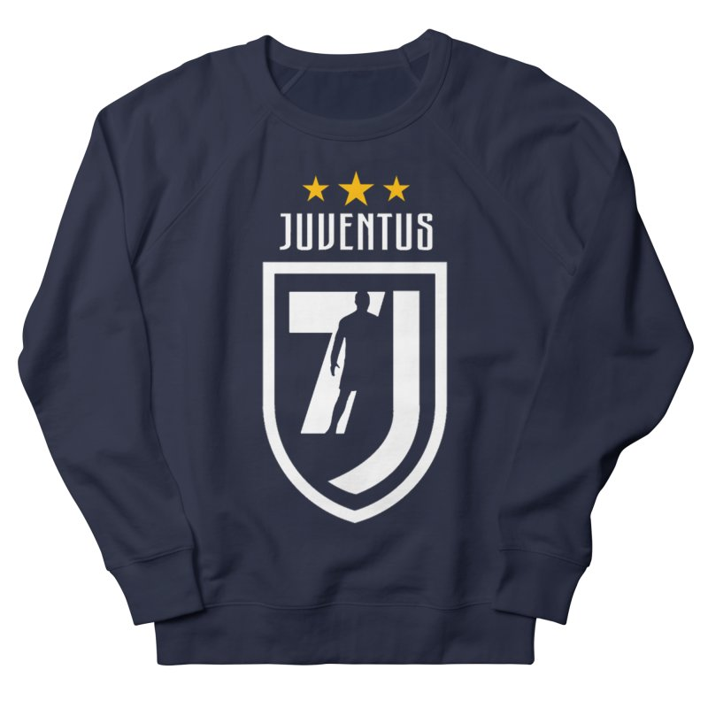 Cristiano Ronaldo Juventus Women's French Terry Sweatshirt by Game Of Thrones and others Collection