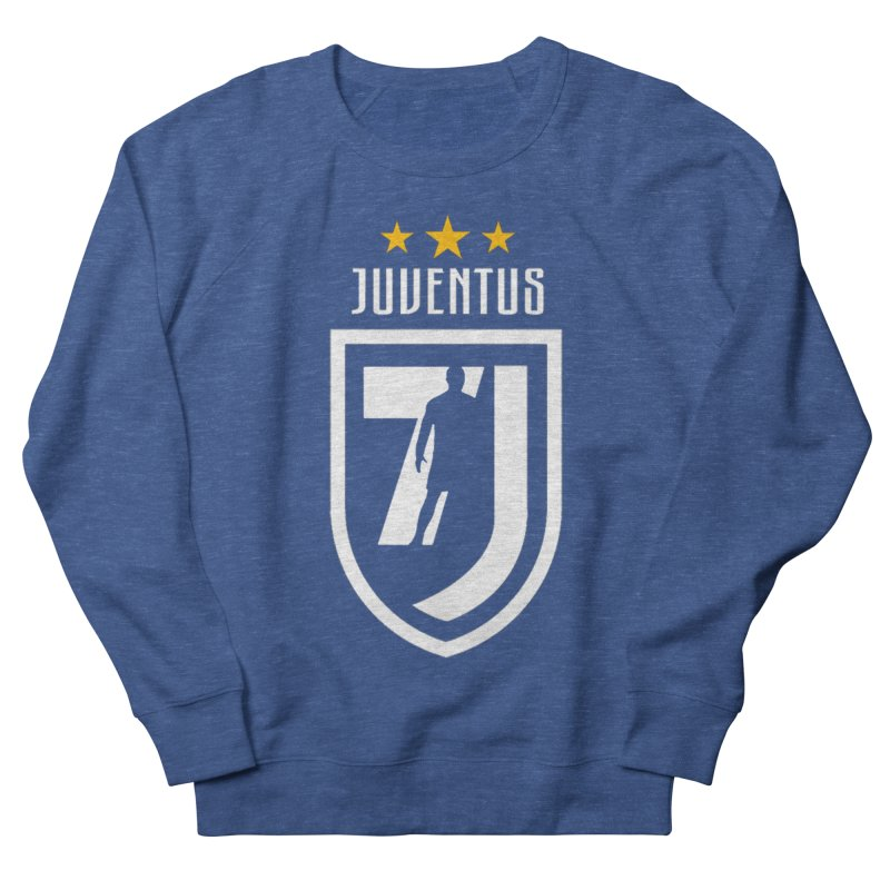 Cristiano Ronaldo Juventus Men's French Terry Sweatshirt by Game Of Thrones and others Collection
