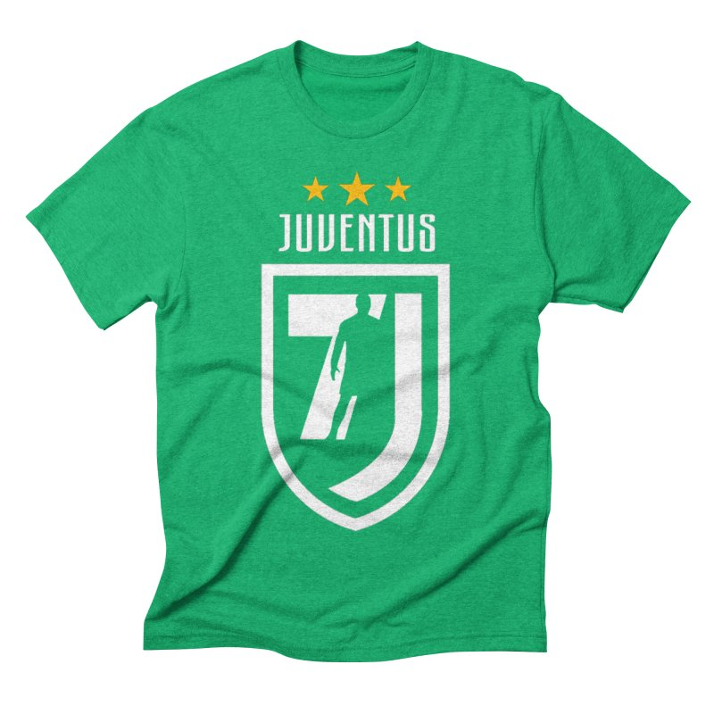 Cristiano Ronaldo Juventus Men's Triblend T-Shirt by Game Of Thrones and others Collection