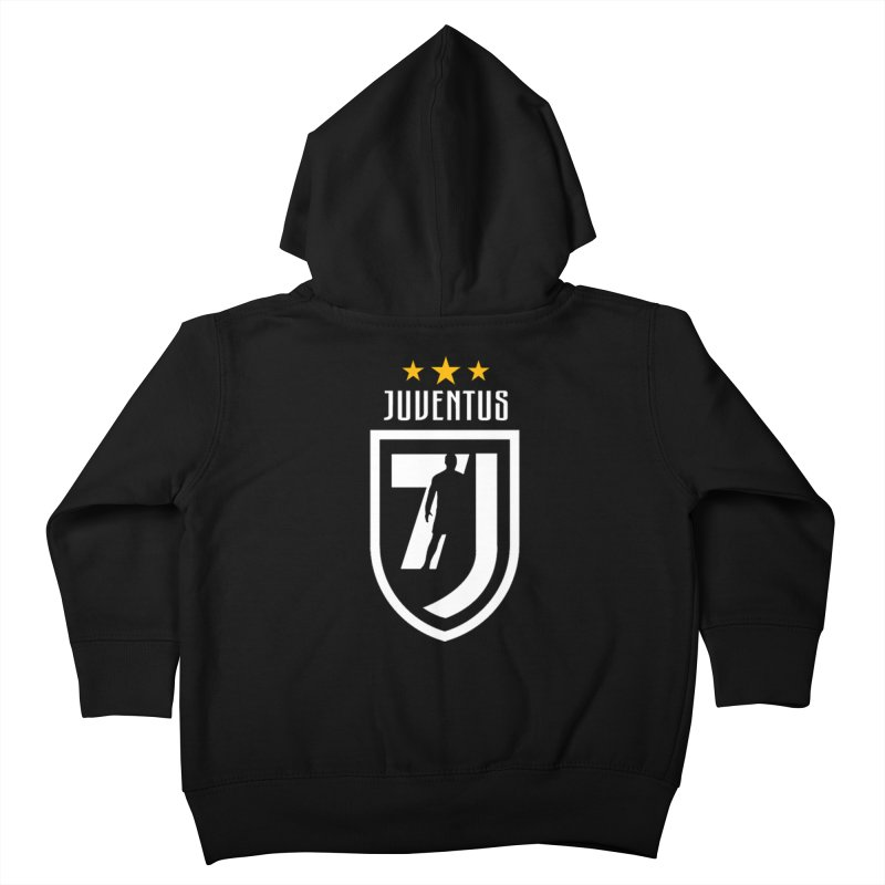 Cristiano Ronaldo Juventus Kids Toddler Zip-Up Hoody by Game Of Thrones and others Collection