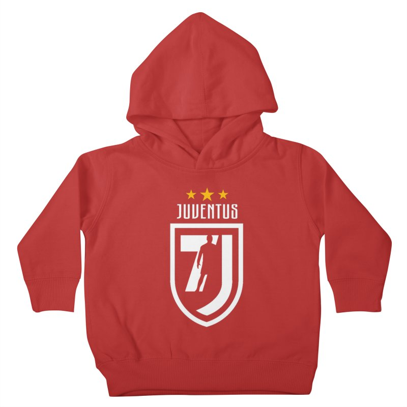 Cristiano Ronaldo Juventus Kids Toddler Pullover Hoody by Game Of Thrones and others Collection