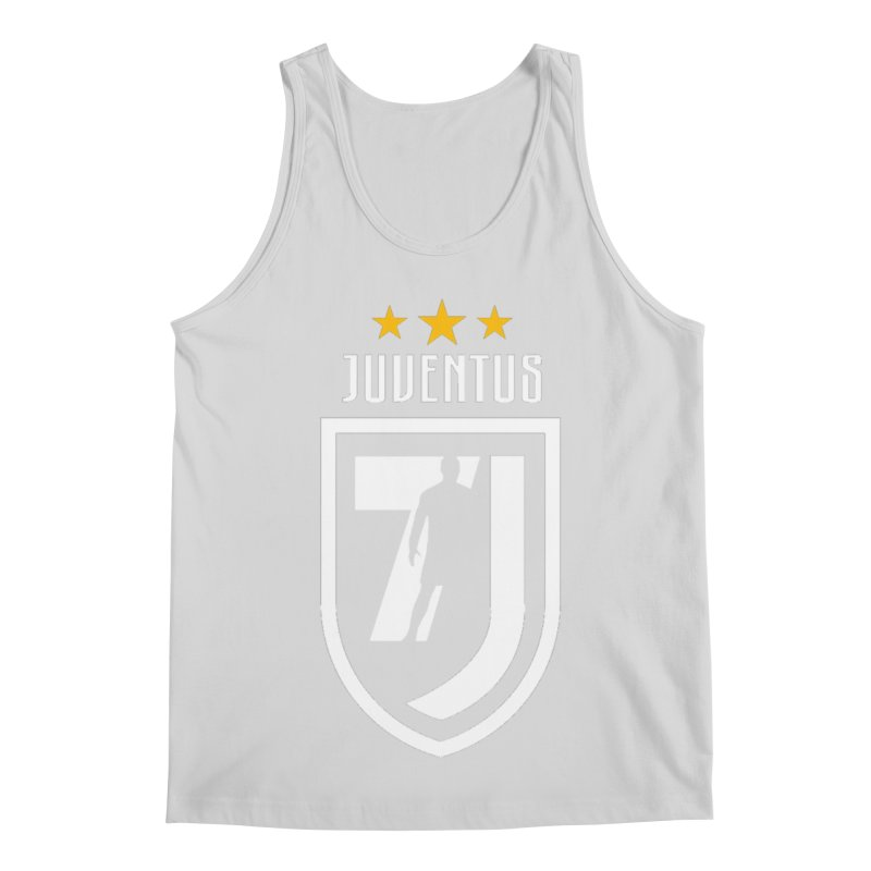 Cristiano Ronaldo Juventus Men's Regular Tank by Game Of Thrones and others Collection