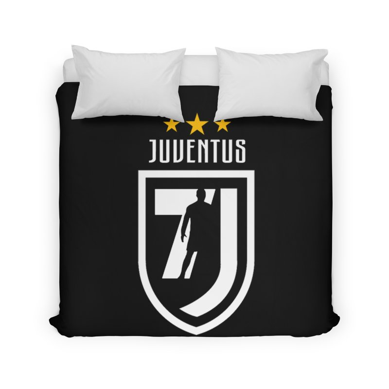 Cristiano Ronaldo Juventus Home Duvet by Game Of Thrones and others Collection
