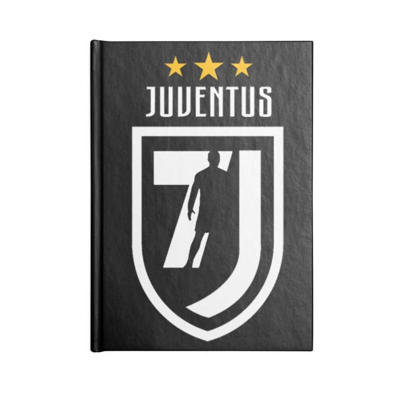 Cristiano Ronaldo Juventus Accessories Notebook by Game Of Thrones and others Collection