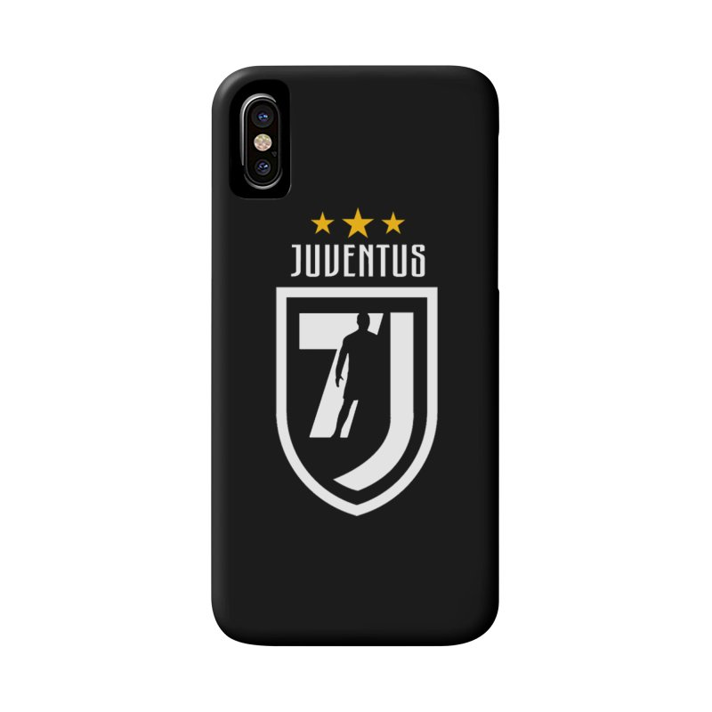 Cristiano Ronaldo Juventus Accessories Phone Case by Game Of Thrones and others Collection
