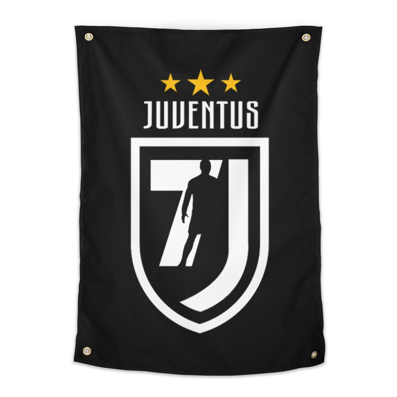 Cristiano Ronaldo Juventus Home Tapestry by Game Of Thrones and others Collection