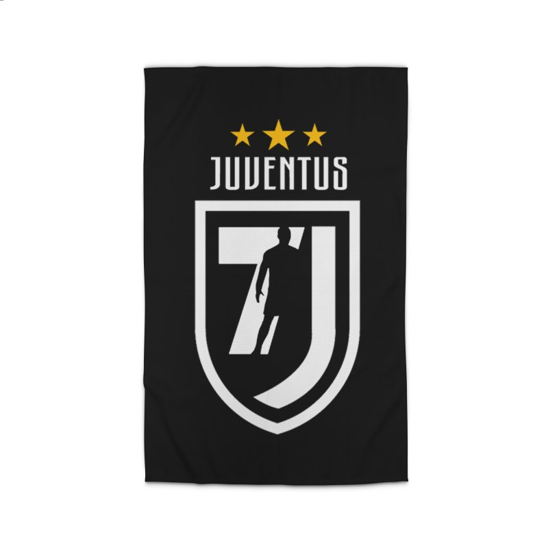 Cristiano Ronaldo Juventus Home Rug by Game Of Thrones and others Collection