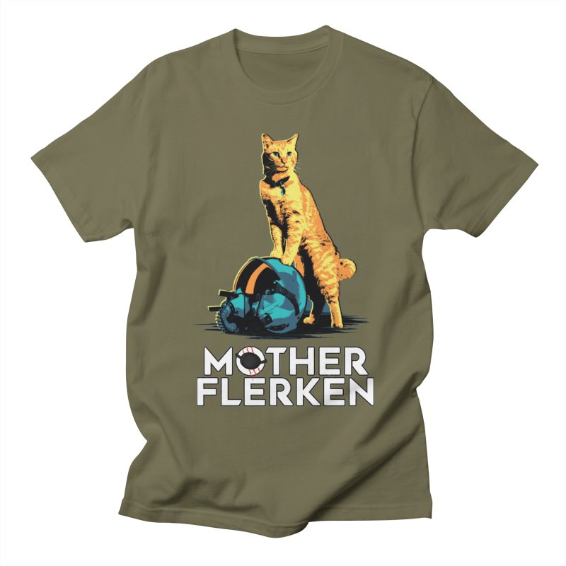 Goose The Cat Mother Flerken Captain Marvel Women's Regular Unisex T-Shirt by Game Of Thrones and others Collection
