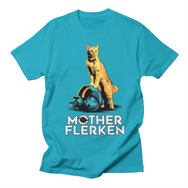 Goose The Cat Mother Flerken Captain Marvel Men's Regular T-Shirt by Game Of Thrones and others Collection