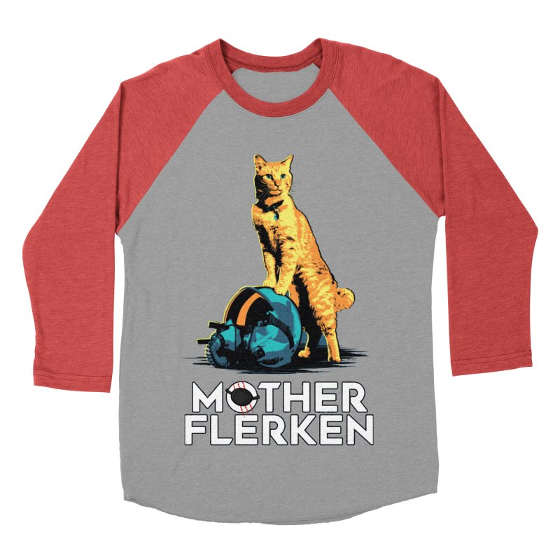 Goose The Cat Mother Flerken Captain Marvel Women's Baseball Triblend Longsleeve T-Shirt by Game Of Thrones and others Collection