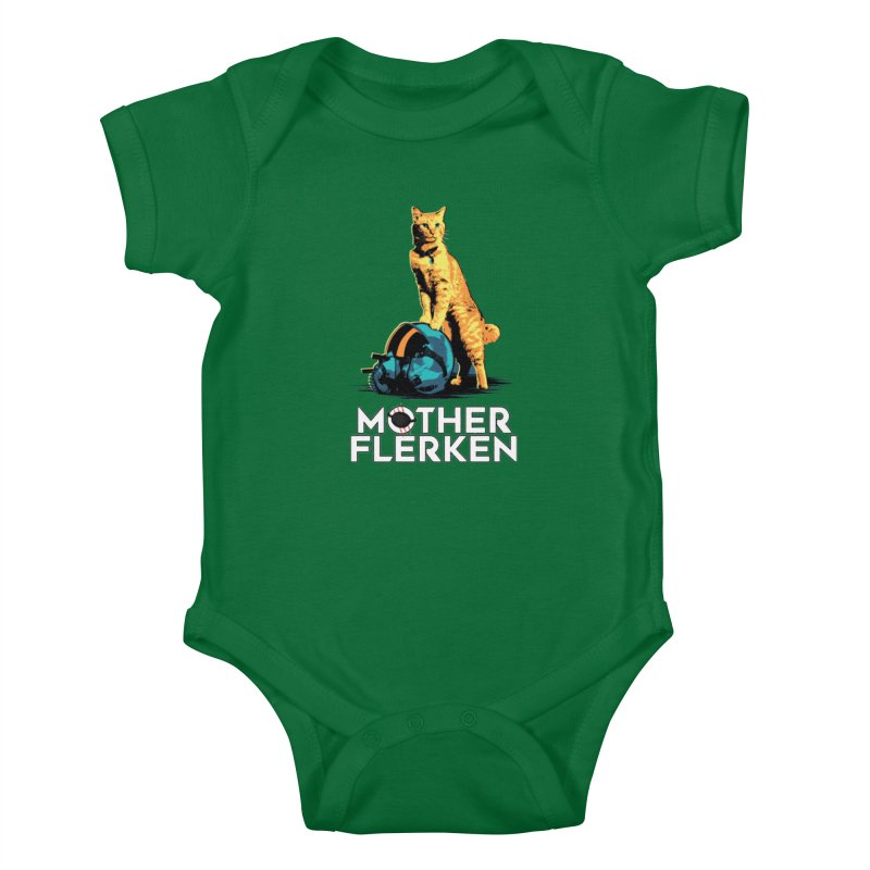 Goose The Cat Mother Flerken Captain Marvel Kids Baby Bodysuit by Game Of Thrones and others Collection