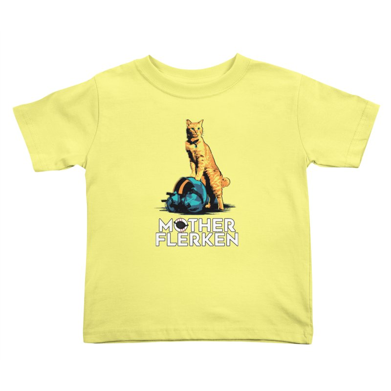 Goose The Cat Mother Flerken Captain Marvel Kids Toddler T-Shirt by Game Of Thrones and others Collection
