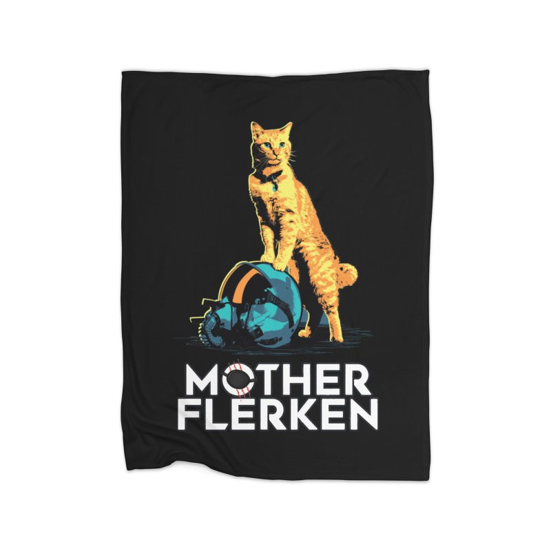 Goose The Cat Mother Flerken Captain Marvel Home Fleece Blanket Blanket by Game Of Thrones and others Collection