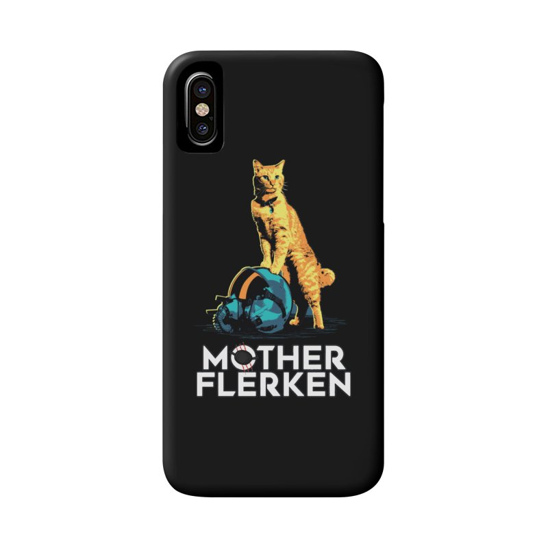 Goose The Cat Mother Flerken Captain Marvel Accessories Phone Case by Game Of Thrones and others Collection