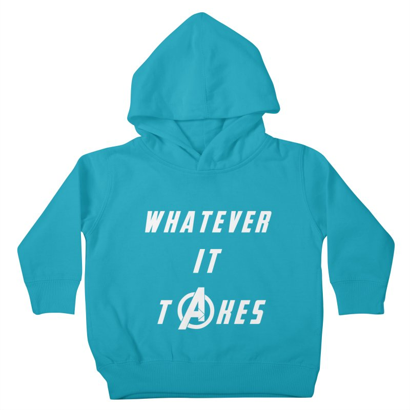 Avengers Endgame Whatever It Takes Kids Toddler Pullover Hoody by Game Of Thrones and others Collection