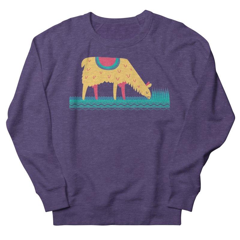 LLamamower Women's Sweatshirt by jordan's Artist Shop