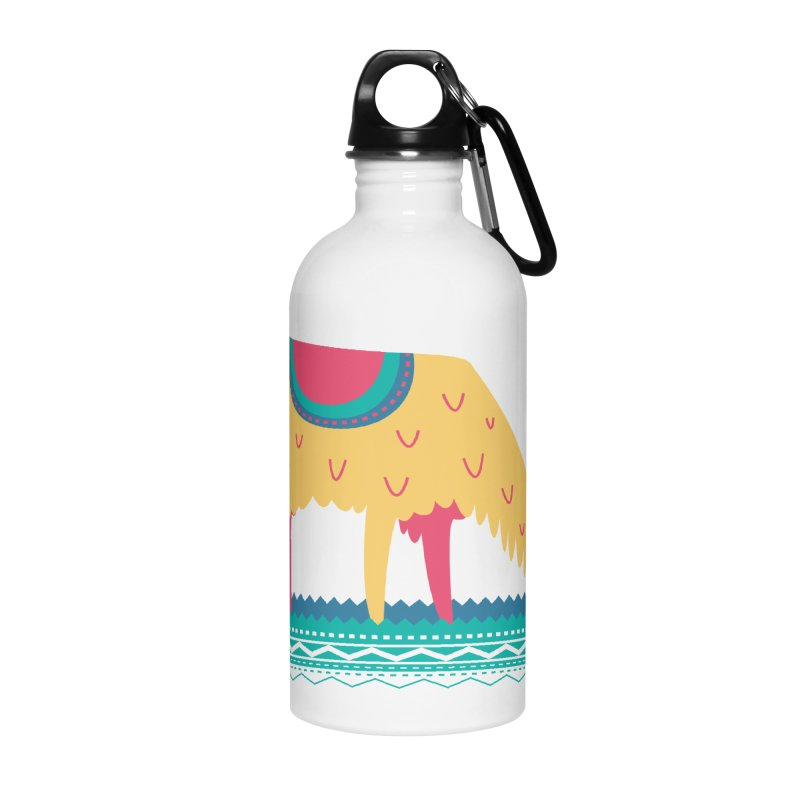 LLamamower Accessories Water Bottle by jordan's Artist Shop