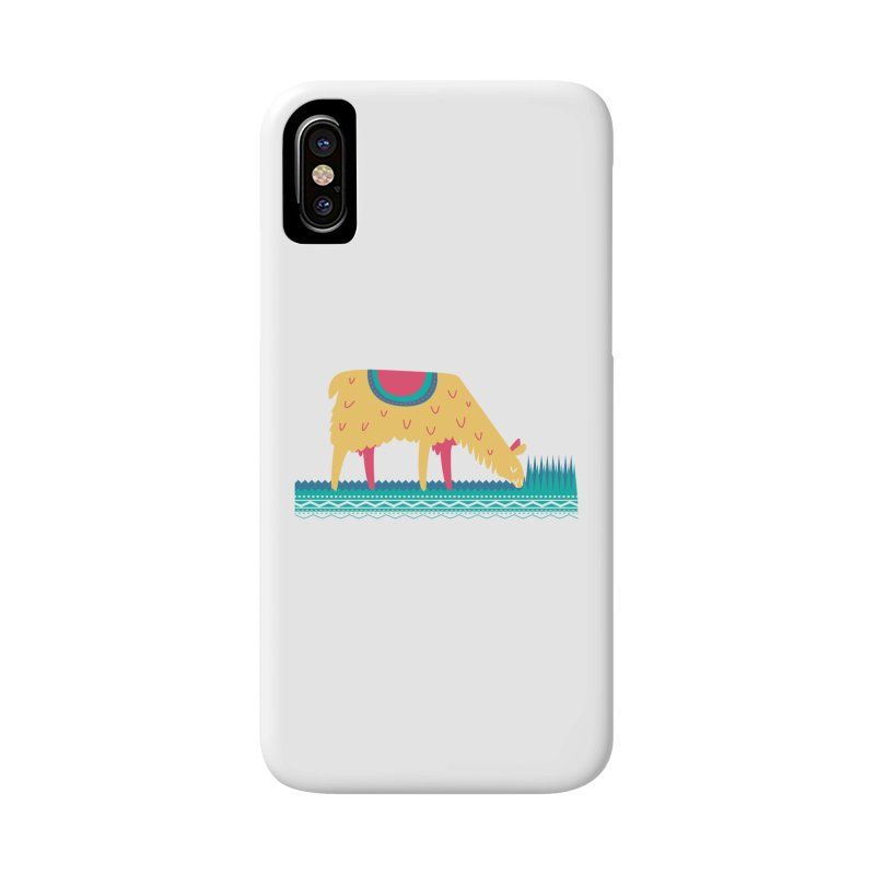 LLamamower Accessories Phone Case by jordan's Artist Shop