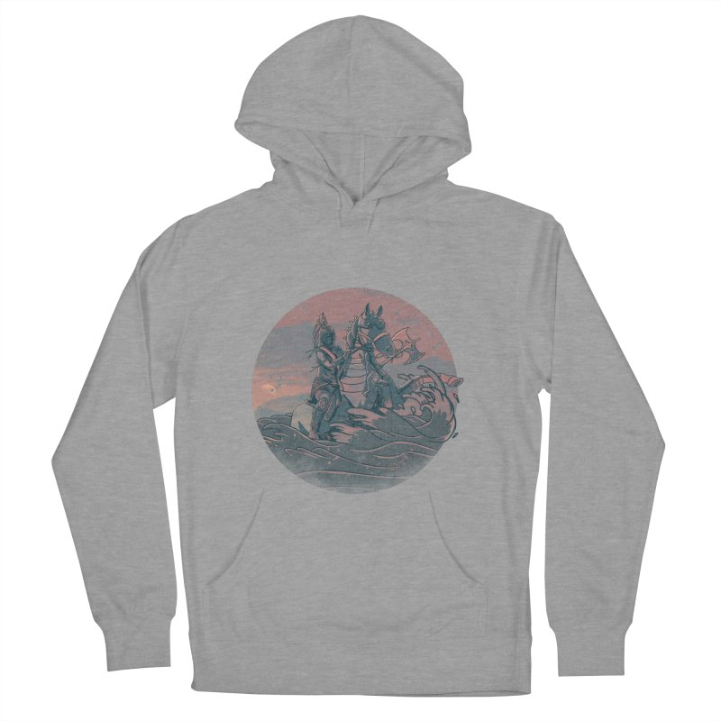 Amazonian Sunset Women's Pullover Hoody by jordan's Artist Shop