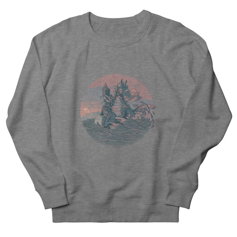 Amazonian Sunset Women's French Terry Sweatshirt by jordan's Artist Shop