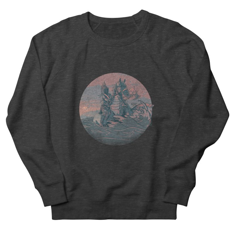 Amazonian Sunset Men's French Terry Sweatshirt by jordan's Artist Shop