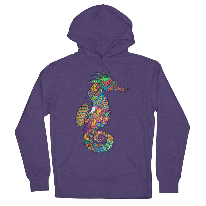 Seahorse Dream Women's Pullover Hoody by jordan's Artist Shop