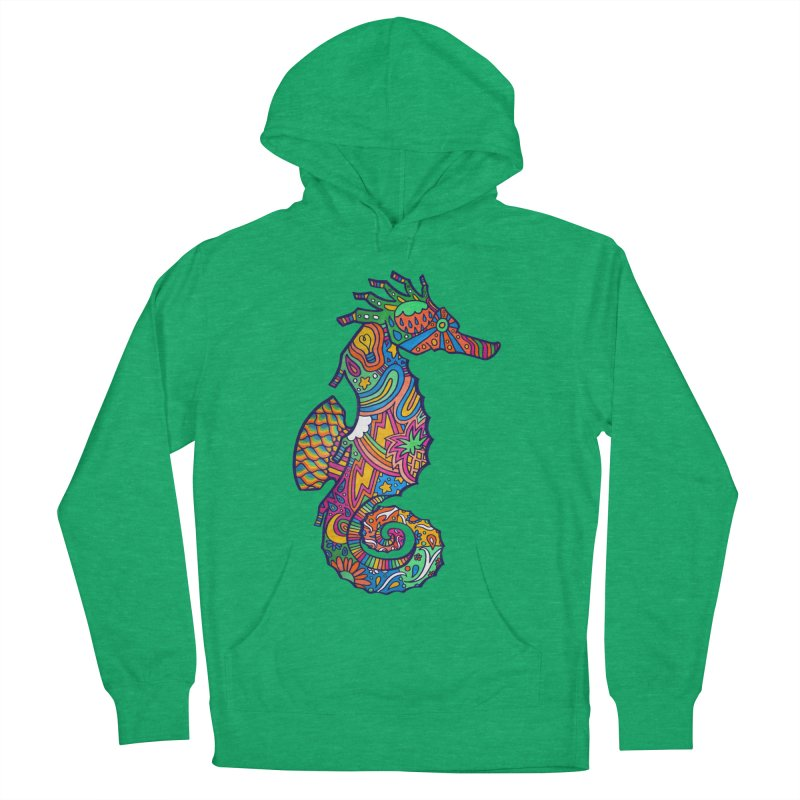 Seahorse Dream Men's Pullover Hoody by jordan's Artist Shop