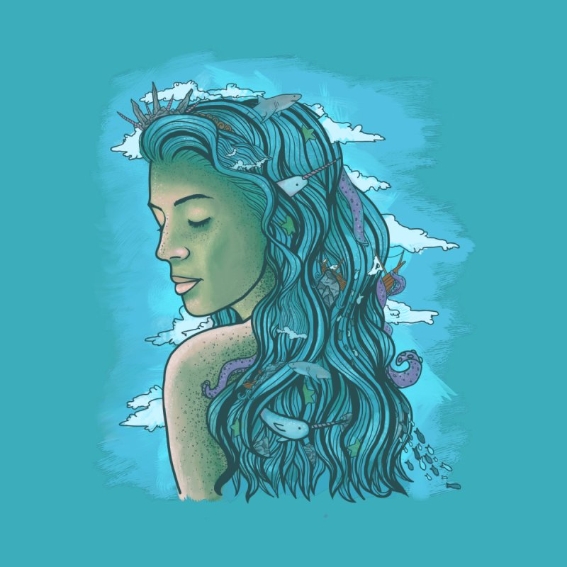 Siren by jordan's Artist Shop
