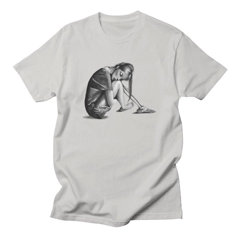 The Left Behinds Men's T-shirt by jordan's Artist Shop